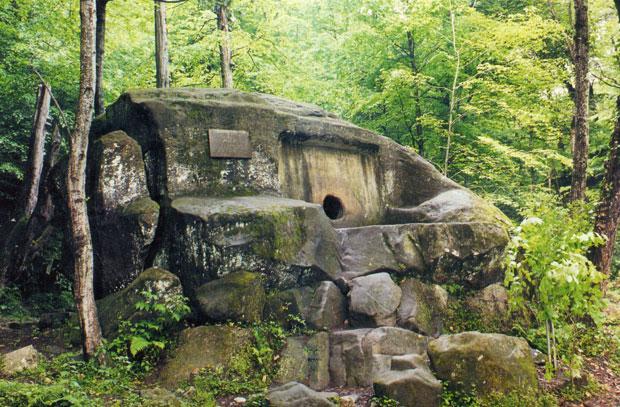 volkonskii-dolmen