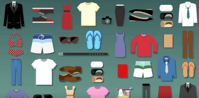 одежда на море что взять