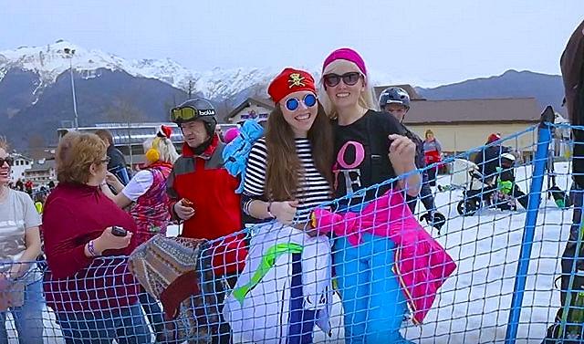 гости карнавал BoogelWoogel