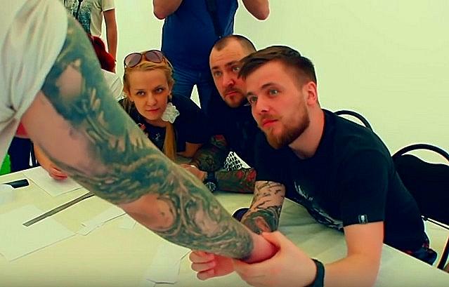 Фестиваль татуировки в Сочи